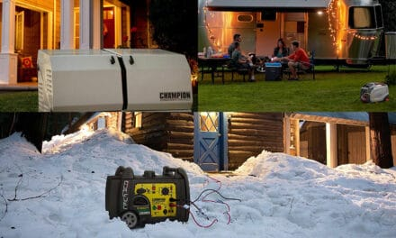 Six Portable Generator Features to Consider Before Purchase