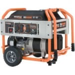 Generac Portable XG Series XG8000E Electric Start - Portable Generator