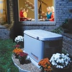If the power ever goes out, your Generac standby generator goes on - automatically - protecting you and your home 24/7.