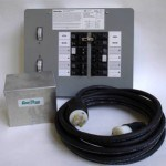 Gen-Tran 30 Amp Indoor Manual Transfer Switch Kit - 10 Ft. Cord