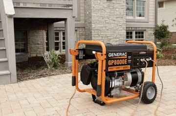 Use Generators Safely for Emergency Power During Winter Storm Outages