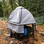 GenTent Portable Generator Canopy