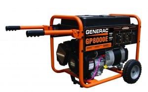 Generac XG Series Portable Generator