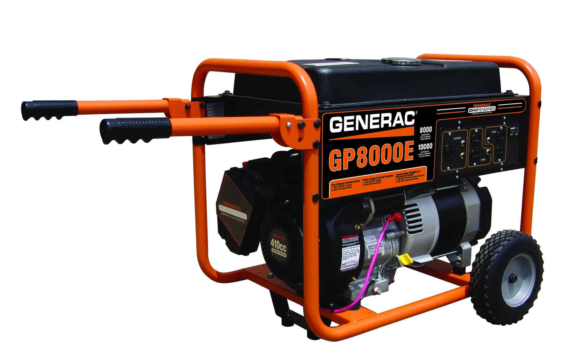 Basics of Home Generators for Emergency Backup Power
