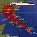 TRACK ISAAC: Interactive hurricane tracker
