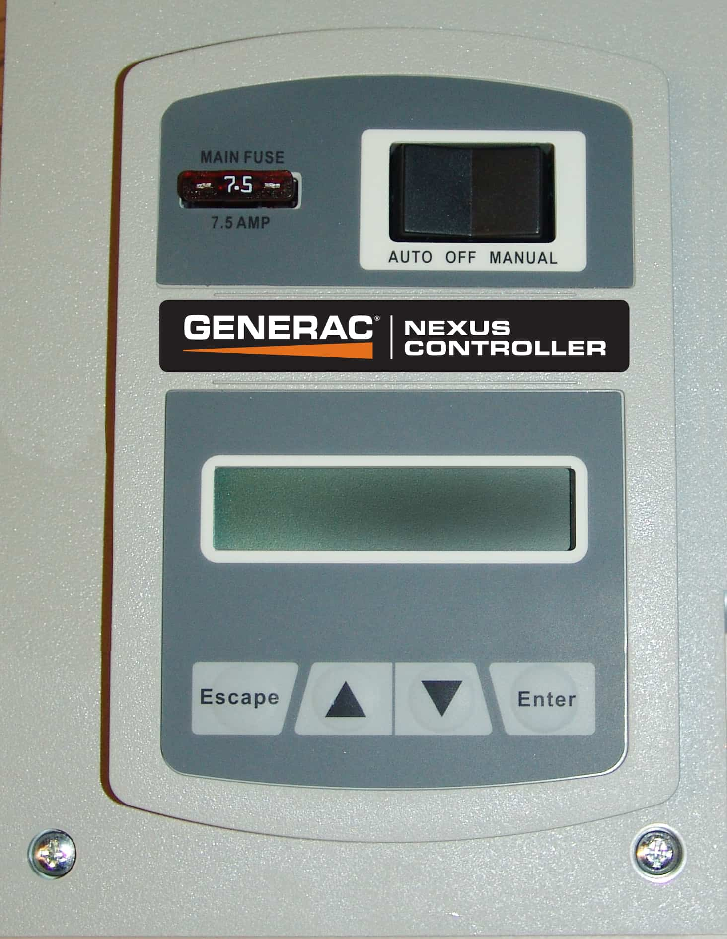 The Generac Nexus Controller