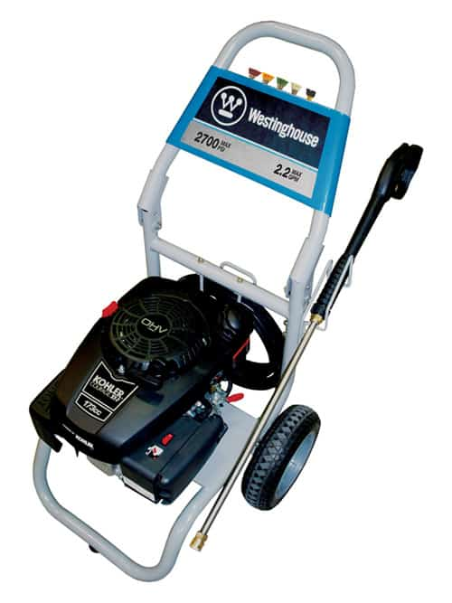 Westinghouse Gas Pressure Washers