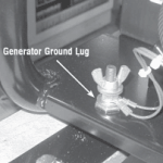 Generator Ground Lug