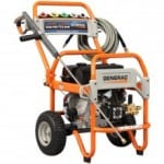 Generac 4000 PSI Commercial Pressure Washer Model # 5997