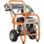 Generac 4000 PSI Commercial Pressure Washer Model # 5997