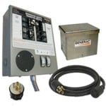 Generac  Pre-Wired Manual Transfer Switch Kit