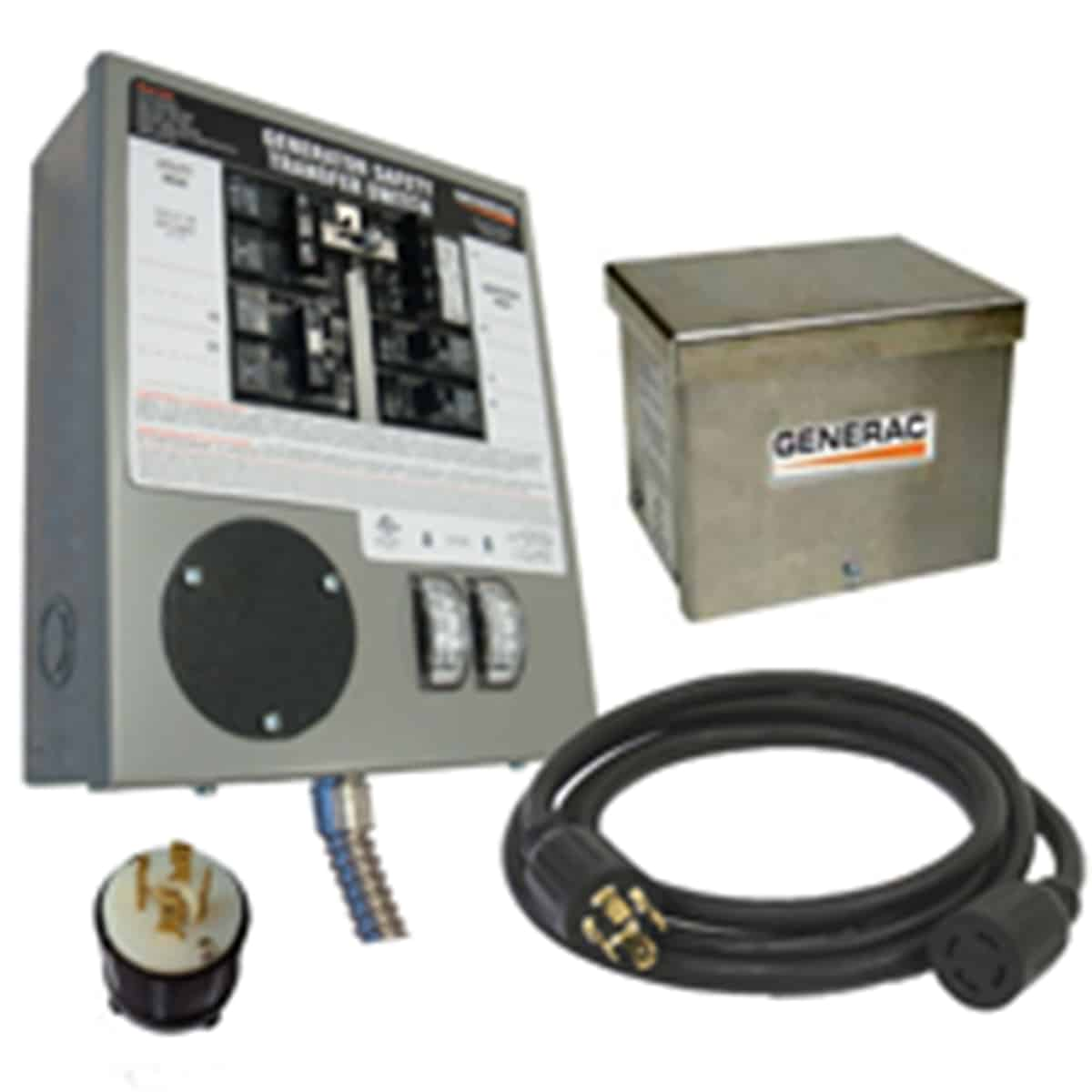 Manual Control Lever : Is your portable generator ready for winter storms