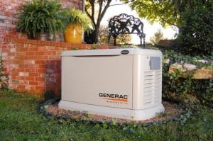 Guardian 22kW Home Backup Generator