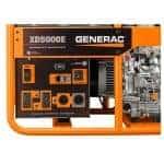 XD5000E Portable Diesel Generator