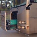 Class A Motorhome Slideout Onan Diesel
