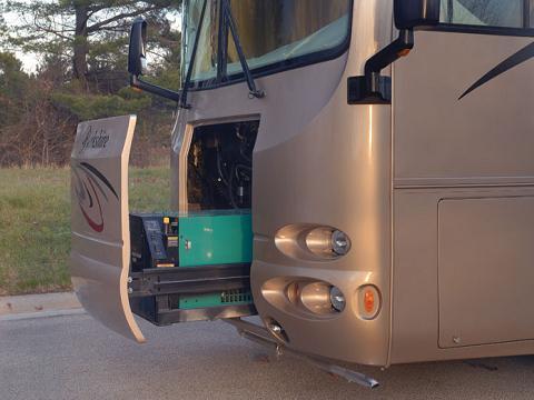 Rv Diesel Generator >> Rv Generators Take Power On The Road Norwall Powersystems
