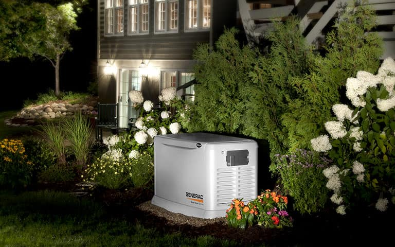Home Generators for Emergency Power