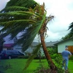 High winds cause power outages and property damamge