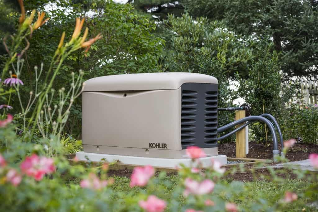 Automatic Home Standby Generator