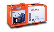Kubota Diesel for Standby and Prime Power