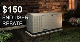 Kohler's standby generator rebate program - Download