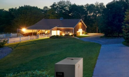 Generac Protector Series: Diesel Powered Standby Generators