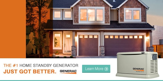 The # 1 Home Standby Generator Just Got Better