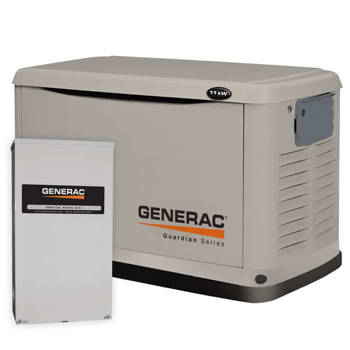 Home Generator Digital Load Management
