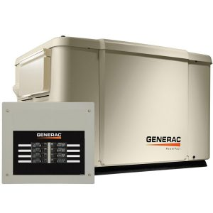 Generac's 6998 7.5 Kilowatt PowerPact for Essential Power