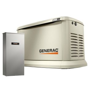 22kW Generac Guardian Home Standby Generator with 200A SE Rated ATS