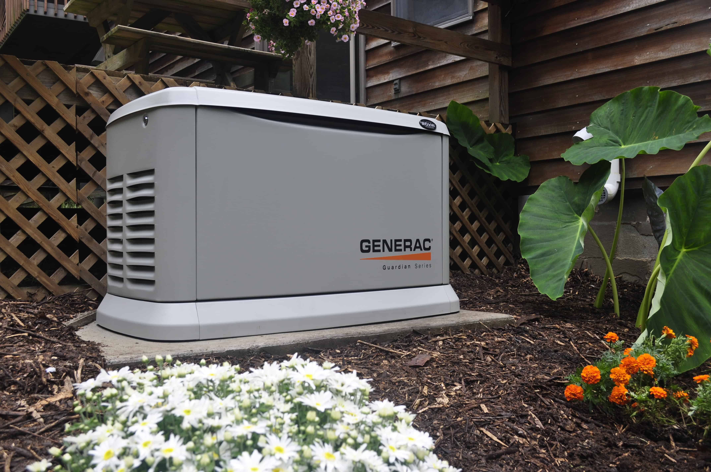 Generac Guardian Home Standby Generator