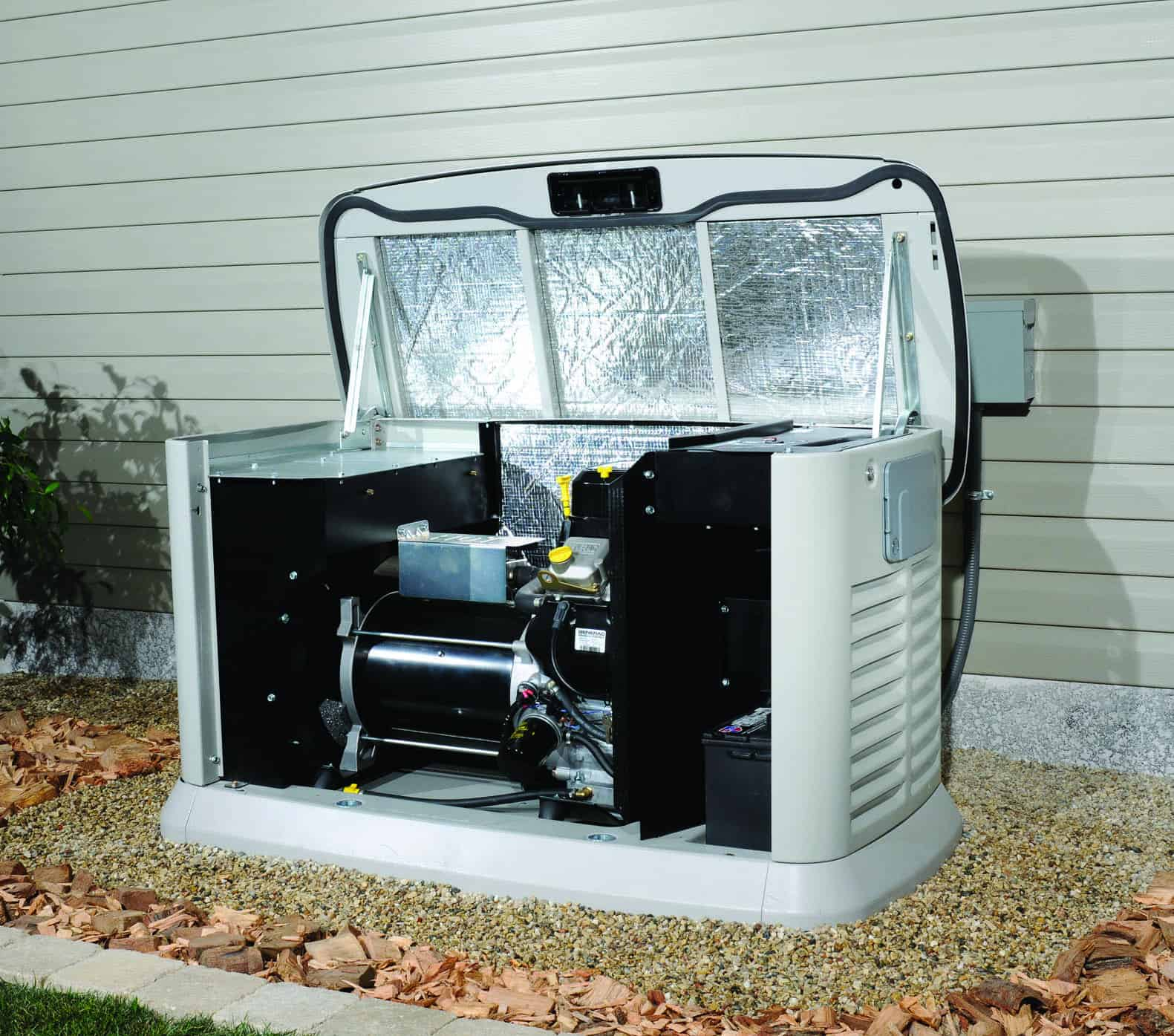 5 Things to Know About Standby Generators For Emergency Power