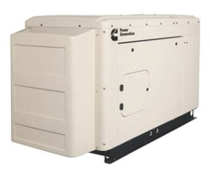 Power Quiet Connect Standby Generator