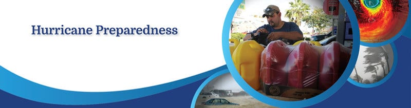 NOAA Hurricane Preparedness Week Banner