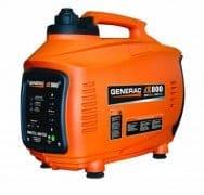 Generac's 800 watt inverter generator.