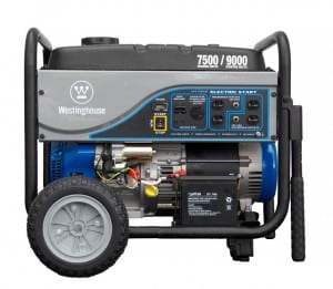 The Westinghouse Electric Start WH7500E
