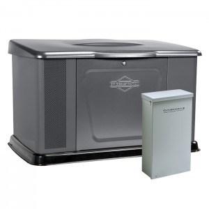 Standby Generator, 20 kw, by Briggs & Stratton includes 20kW gtenerator, ATS