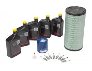 A Briggs & Stratton Preventative Maintenance Kit