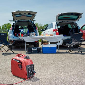 Five Small Portable Generators for Power to Take Anywhere