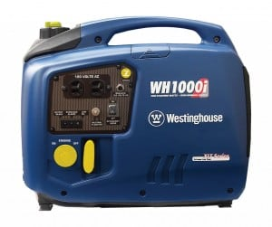 The Westinghouse 1000i Inverter Genertor