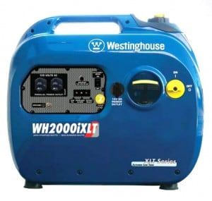 Westinghouse wh2000i inverter generator with parallel capability.