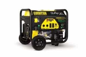 Champion Electric Start Dual-Fuel Generator