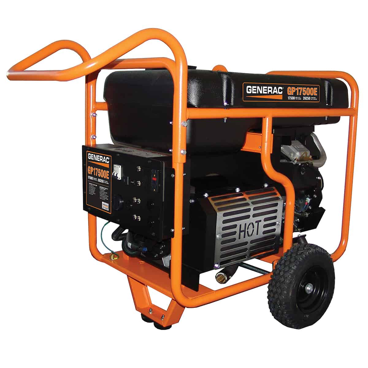 On The Job Power: Portable Generators for Commercial Use
