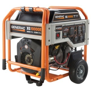Generac XG Series featuring plenty of power for events or emergency power