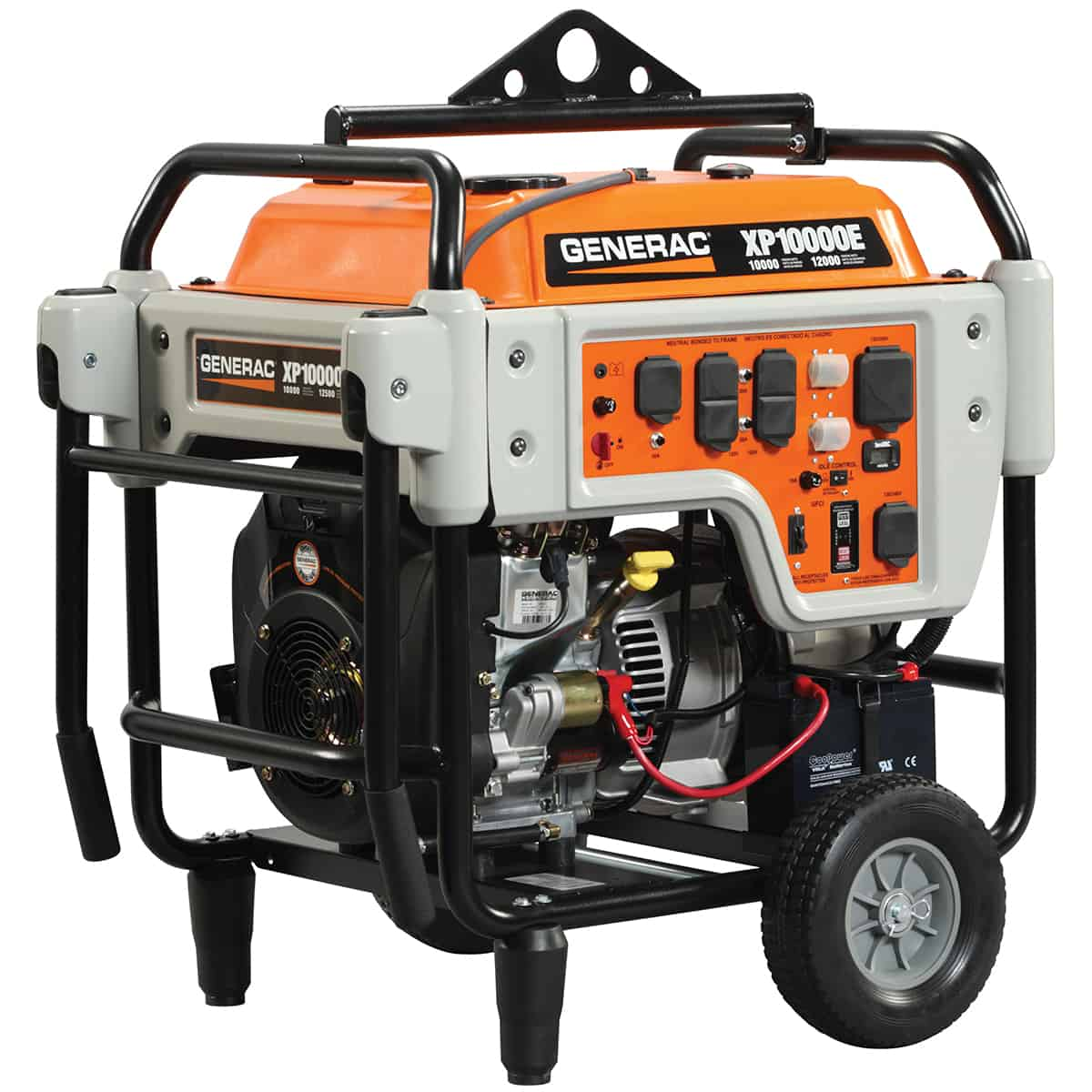 Generac 10000 Watt Generator >> On The Job Power: Portable Generators for Commercial Use | Norwall PowerSystems Blog