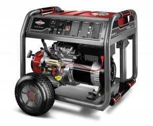 Briggs & Stratton 8000 Watt Elite Series Electric Start Portable Generator | 30664A