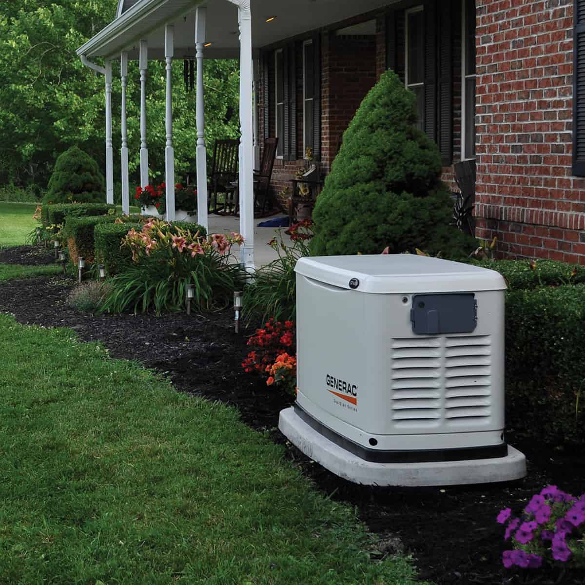 Concrete Pads – The Base for Standby Generator Installations