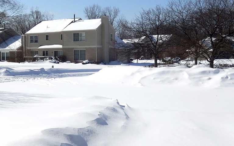 Winter Storms and the Extreme Cold Weather