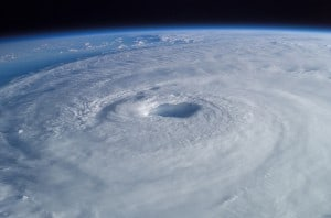 NASA image of Hurricane Isabel