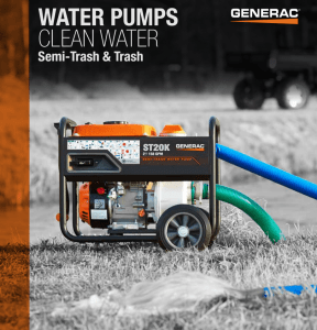 They can resolve water transfer needs from the draining of swimming pools and ponds, to the removal of standing water from basements or farm fields.